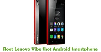 Root Lenovo Vibe Shot