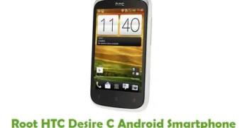 Root HTC Desire C