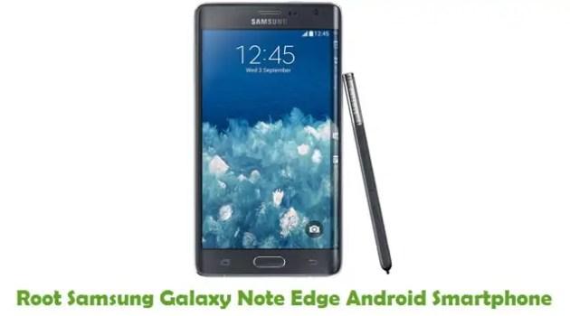Root Samsung Galaxy Note Edge