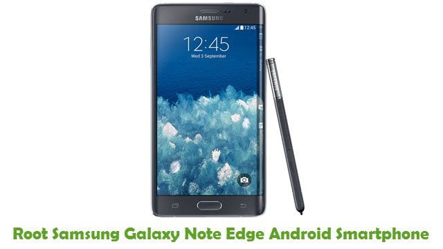 Root Samsung Galaxy Note Edge