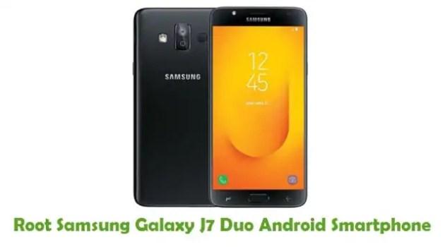 Root Samsung Galaxy J7 Duo