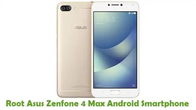 Root Asus Zenfone 4 Max