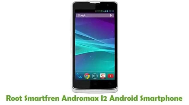 Root Smartfren Andromax I2