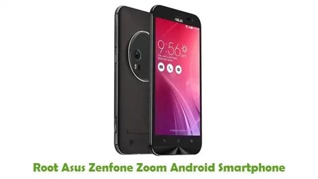 Root Asus Zenfone Zoom