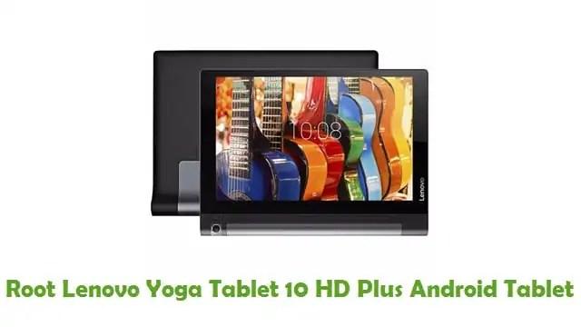 Root Lenovo Yoga Tablet 10 HD Plus