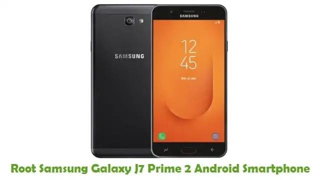 Root Samsung Galaxy J7 Prime 2