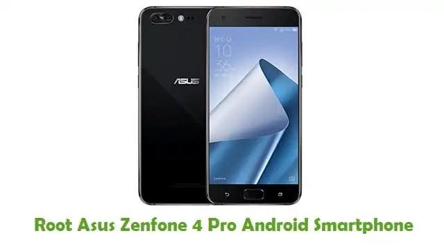 Root Asus Zenfone 4 Pro