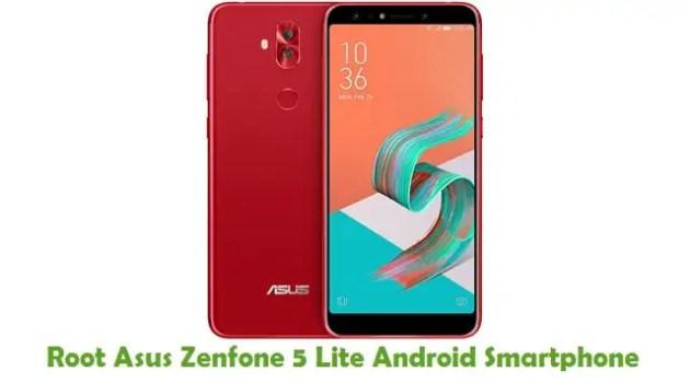 Root Asus Zenfone 5 Lite