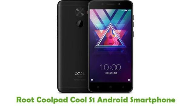 Root Coolpad Cool S1