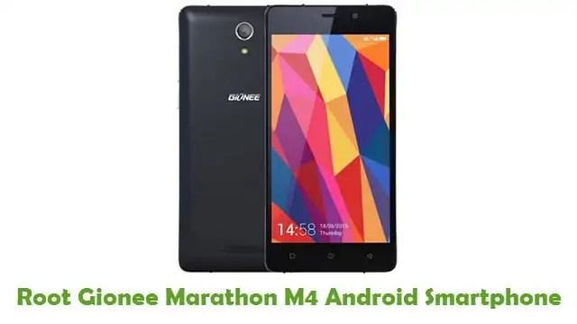 Root Gionee Marathon M4