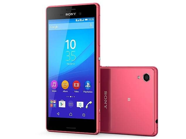 Install TWRP Recovery on Xperia M4 Aqua