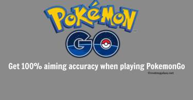 Catch Pokemon on the first throw of Pokeballs