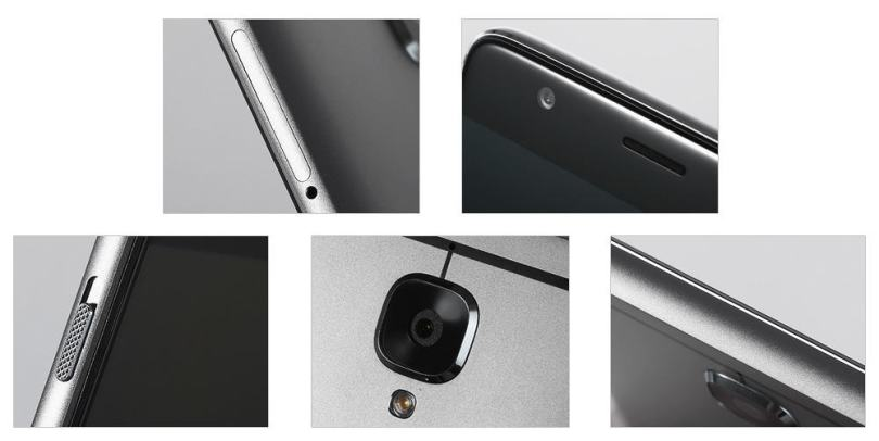 OnePlus 3 Build quality