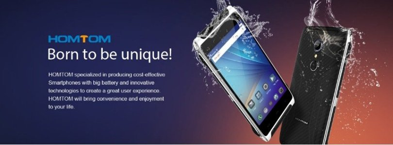 Homtom Brand Store Promotional Sale