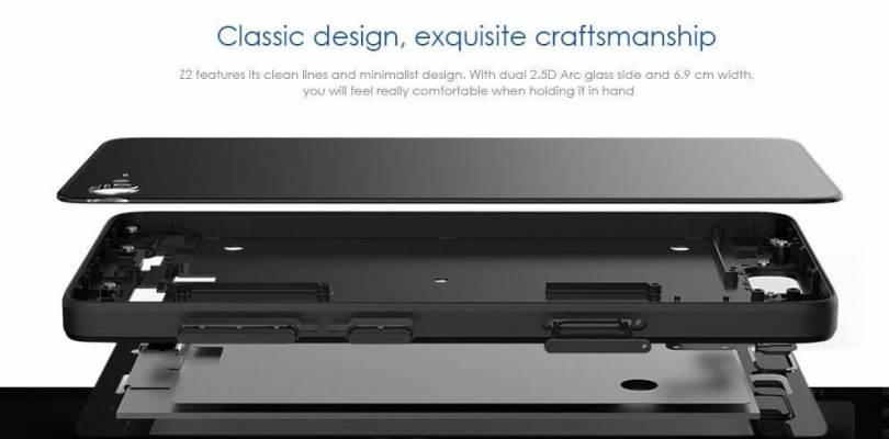 Lenovo ZUK Z2 Design Review