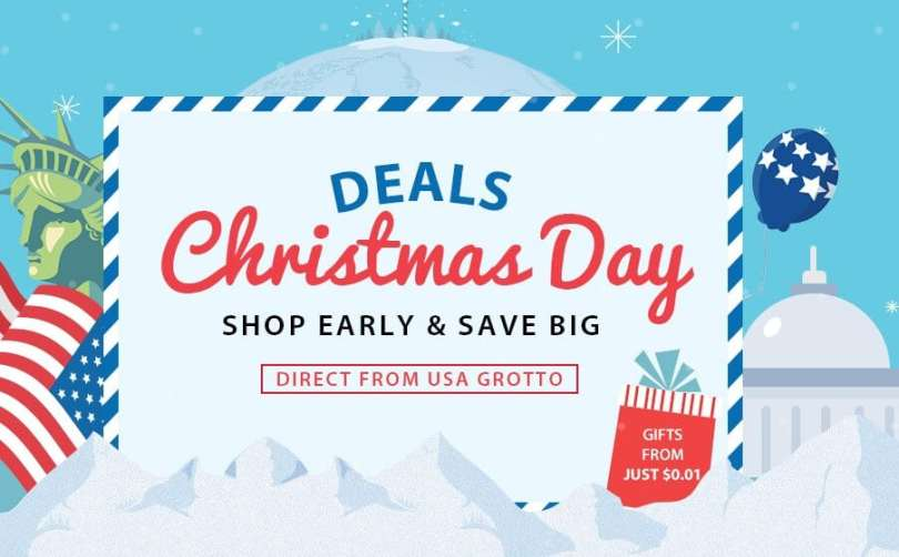 Gearbest's Christmas Day Promotional Sale (Best Of 2016)