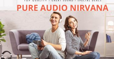 Gearbest's Best Earbuds and Headphone Accessories Flash Sale