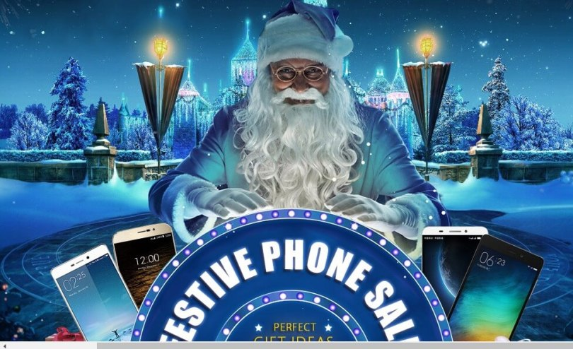 Gearbest's Festive Phone Promotional Sale (Upto 50% Off )