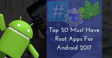 Root Apps