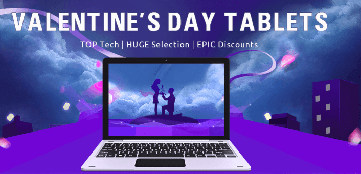 Valentine's Day Tablets