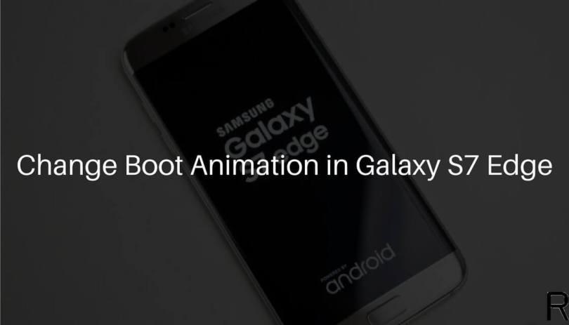 Boot Animation