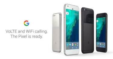 Google Pixel WiFi calling