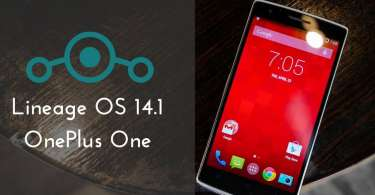 Lineage OS 14.1 on OnePlus One
