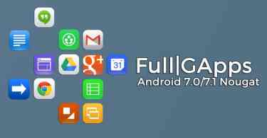 Full GApps Pack For Android