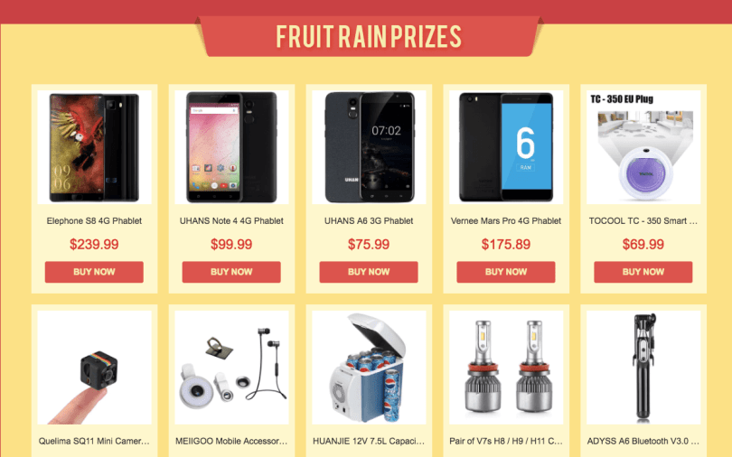 Products List - GearBest Catch Gold Game Win free Xiaomi Sale