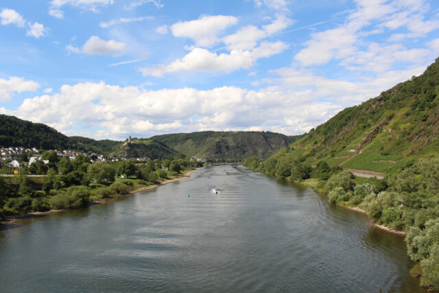 And the Moselle River.