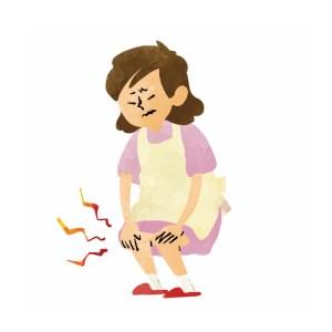 仙台市青葉区で変形性膝関節症の痛みに筋膜を治療する整体