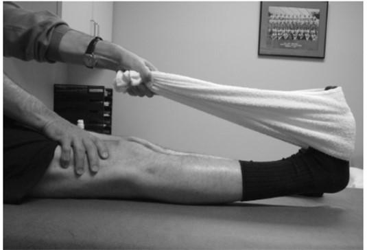 変形性膝関節症の痛みに効く治療