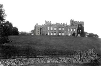 Castle Hornby c.1520