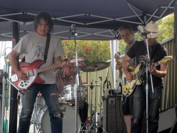 Vic Conrad & the First Third, Semaphore Music Festival 4/10/15
