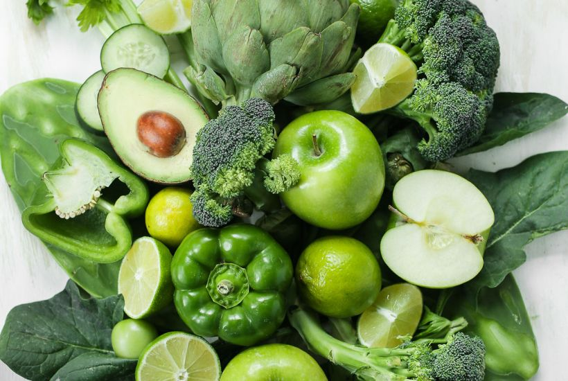 green smoothie recipe with protein