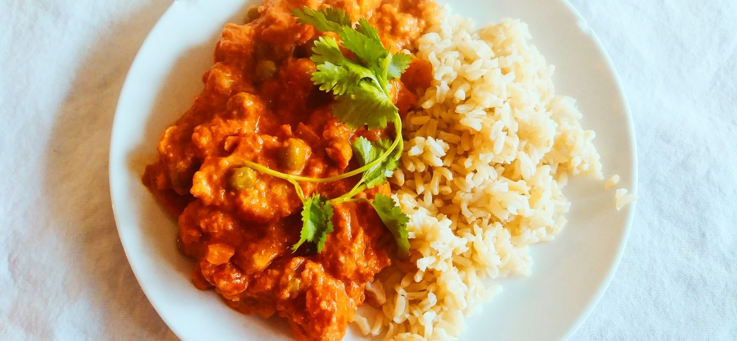 Vegetarian Tikka Masala