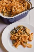 No-bake green bean casserole
