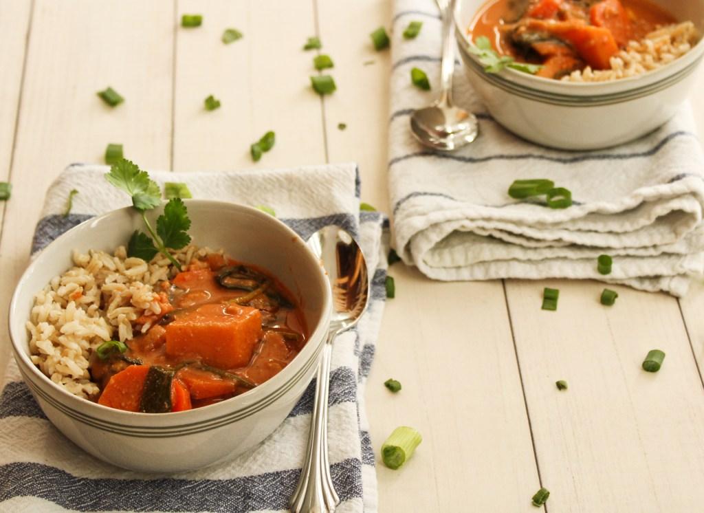 Vegan African Peanut Stew