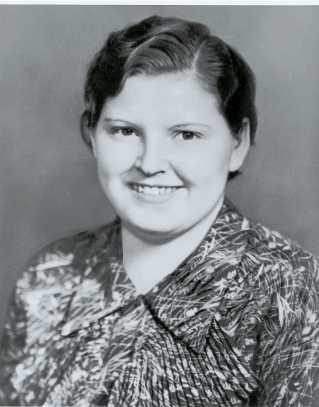 Adelia Violet Weber