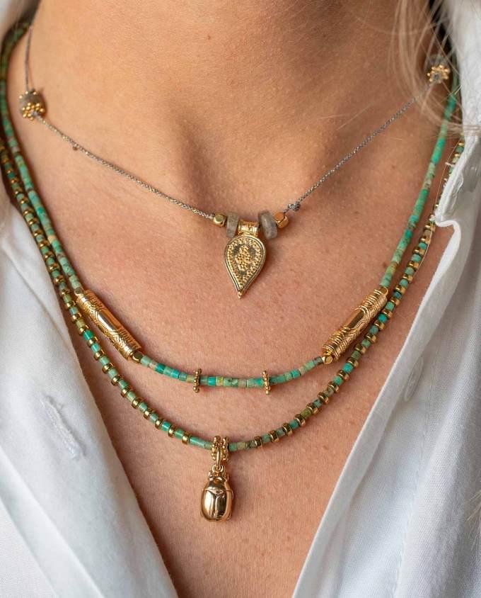 Roots, marque de bijoux authentique