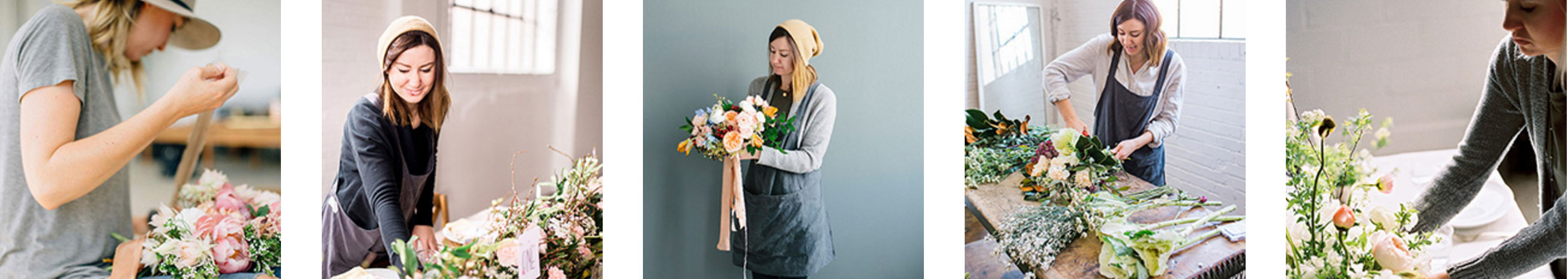 About Roots Floral Design and Kaytee Stice, Utah wedding florist