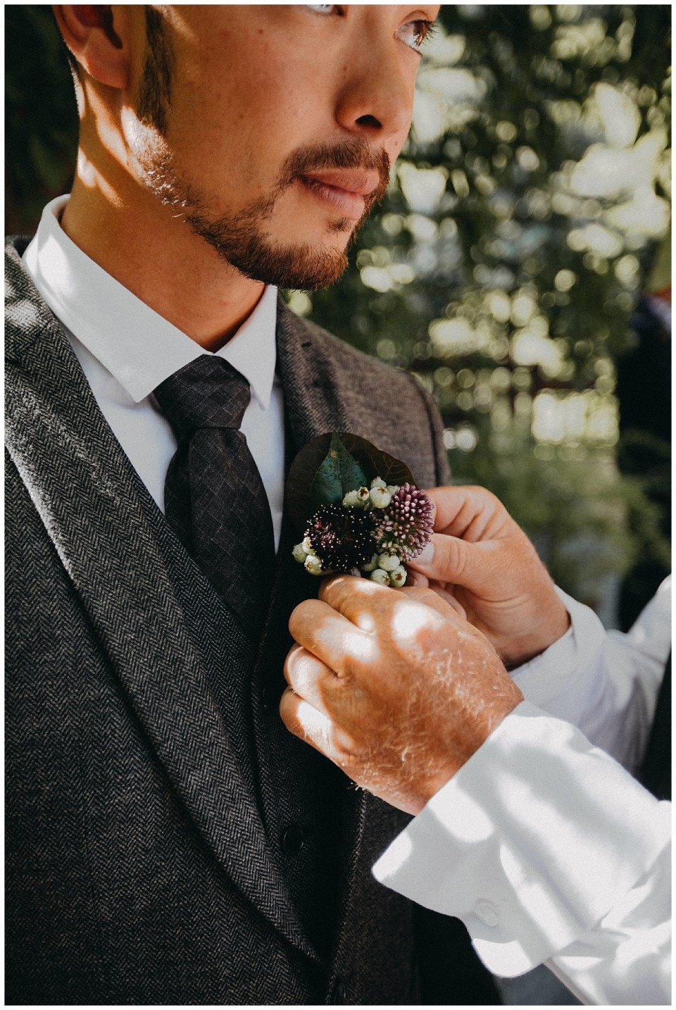 Groom Boutonniere Kentucky Wedding Florist