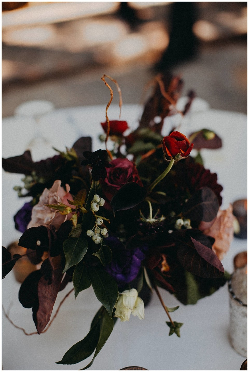 Moody Floral Wedding Kentucky Wedding Florist