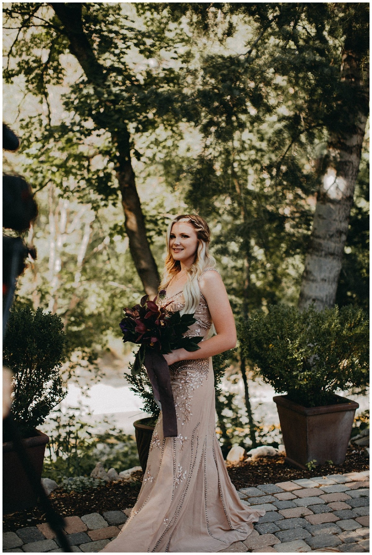 Moody Bouquet Wedding Florist in Kentucky