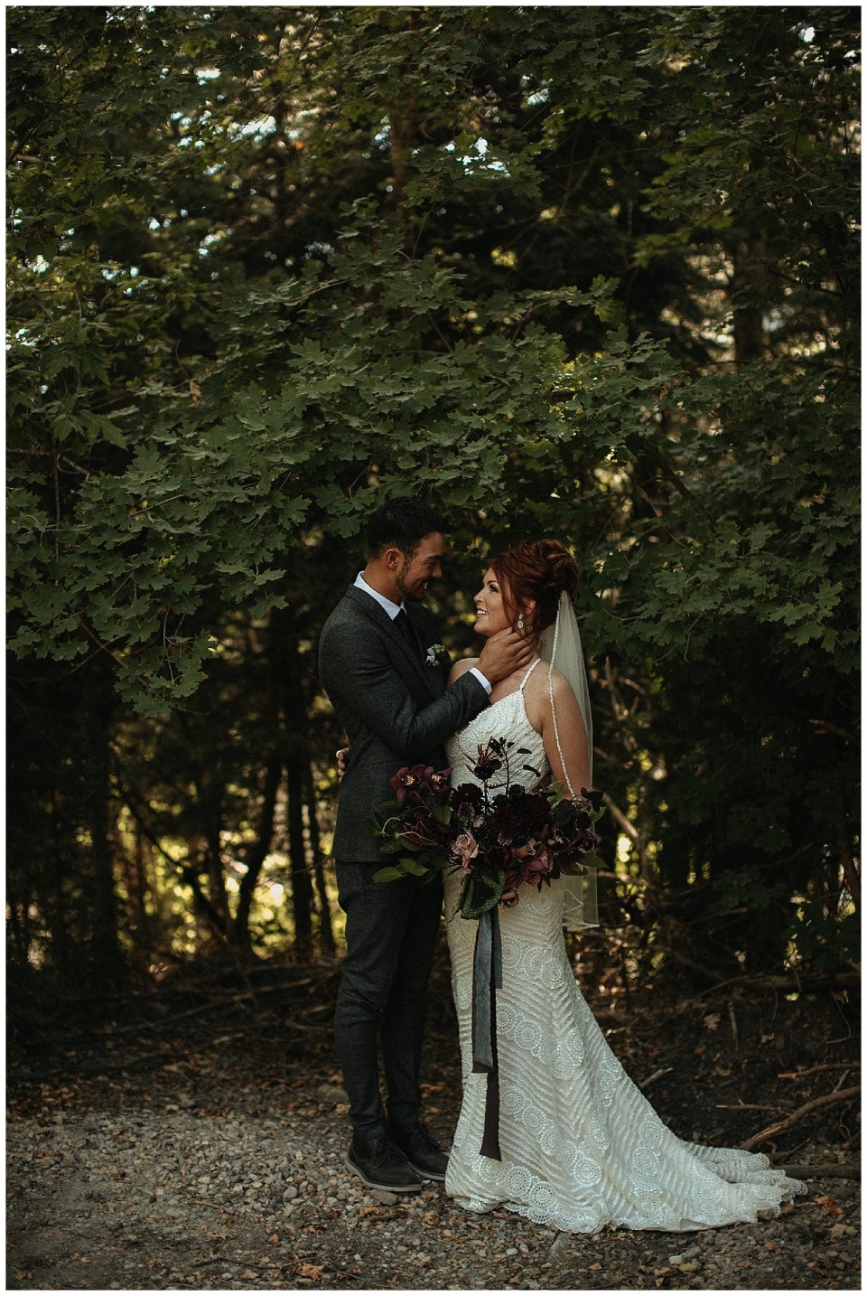 Boho Moody Wedding Kentucky Florist