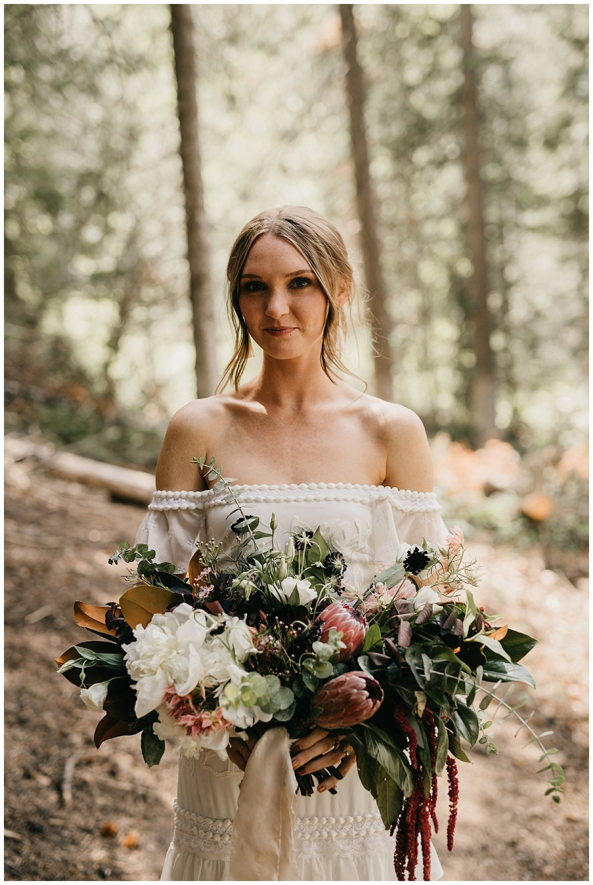 Vintage Boho Mountain Wedding Kentucky Wedding Florist