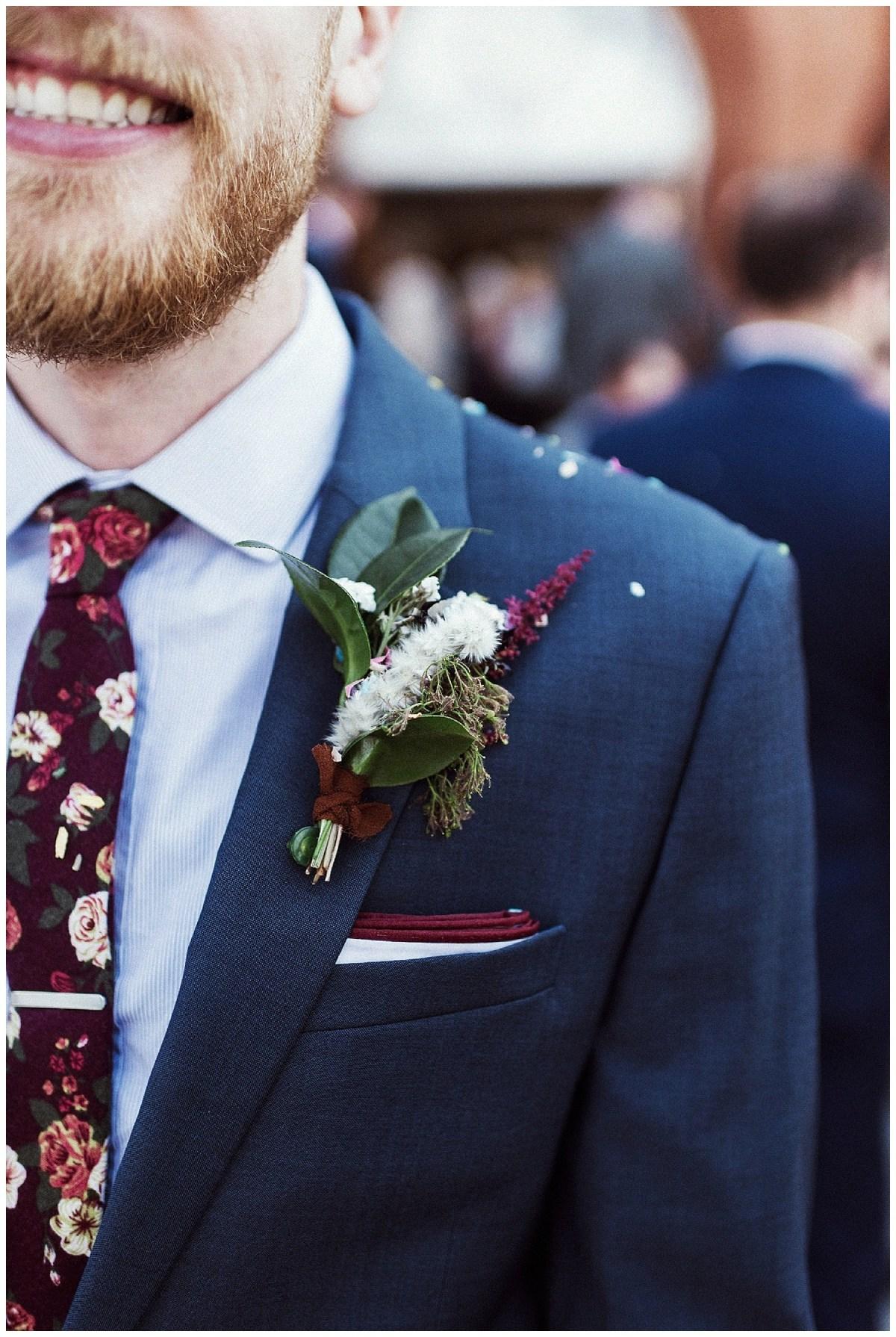 Organic and Rustic Mountain Wedding   Ohio Florist