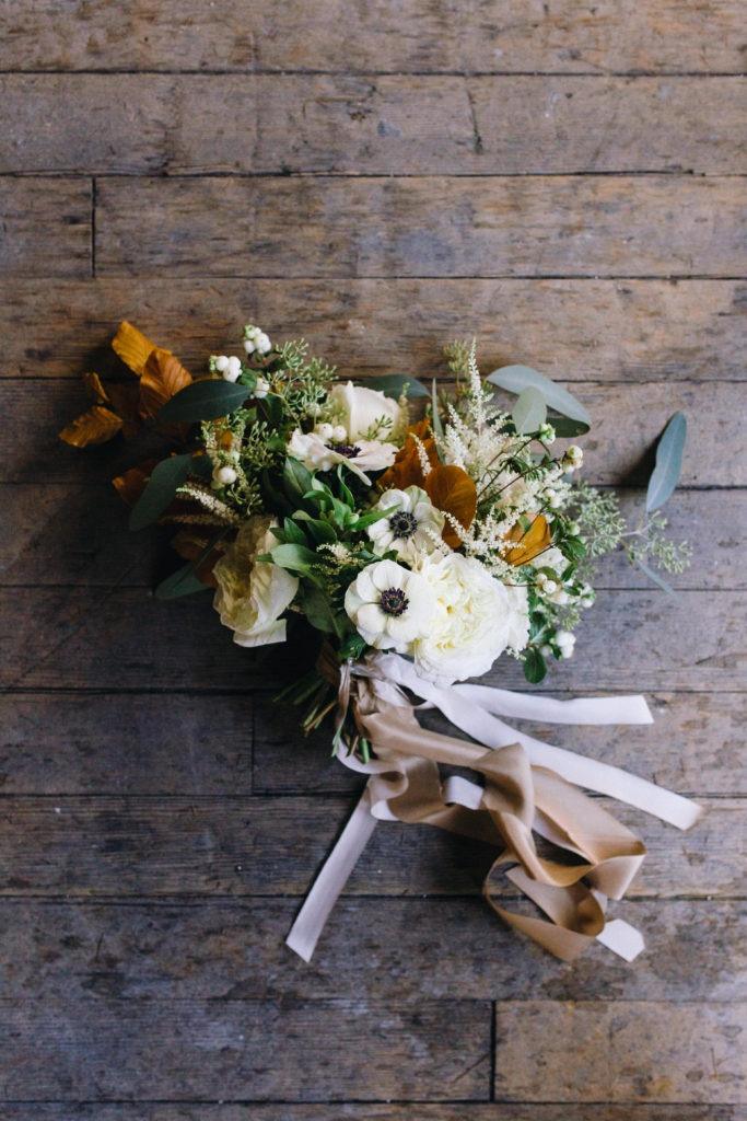 Best Textural Flowers for Bridal Bouquets