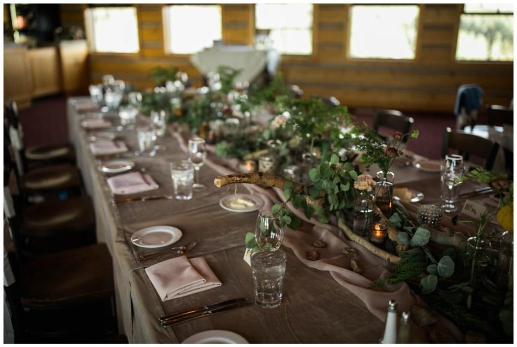 Woodsy Destination Wedding   Wedding Florist in Ohio