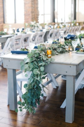 flower centerpieces, garland